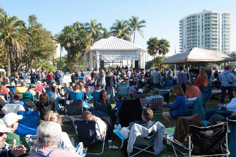 25 Riverwalk Blues Festival