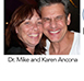 Dr Mike and Karen Ancona