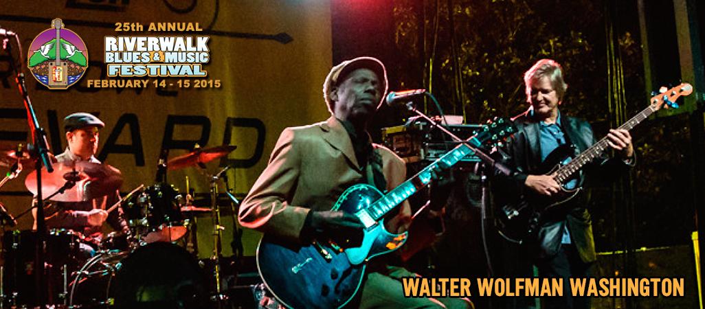 Walter Wolfman Washignton